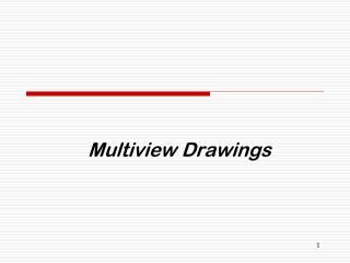 Multiview Drawings