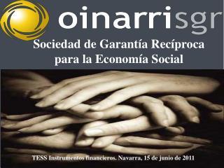 Sociedad de Garantía Recíproca para la Economía Social
