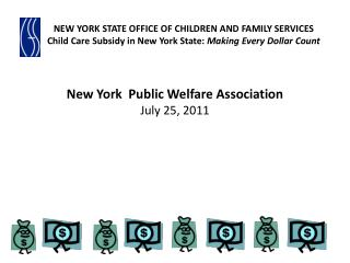 New York  Public Welfare Association July 25, 2011