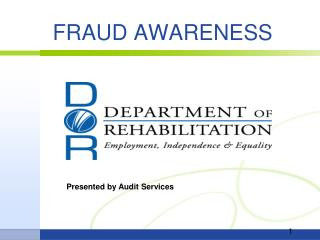 FRAUD AWARENESS