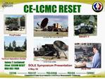 CE-LCMC RESET