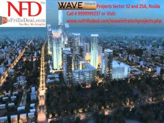 Experience Modern Lifestyle with Wave Infratech Projects @99