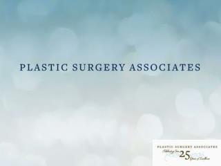 Plastic Surgery Associates Grand Rapids
