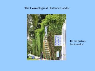 The Cosmological Distance Ladder