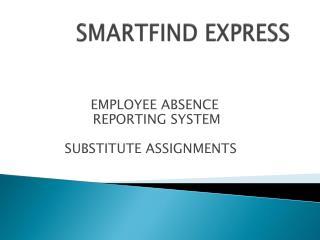 SMARTFIND EXPRESS