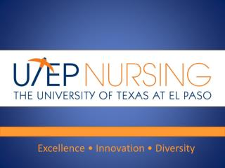 Excellence • Innovation • Diversity