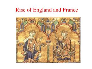 Rise of England and France