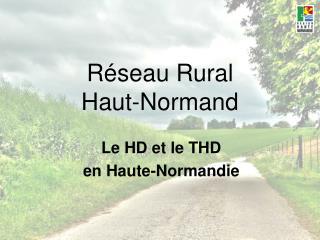Réseau Rural Haut-Normand