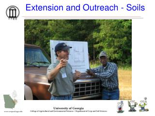 Extension and Outreach - Soils