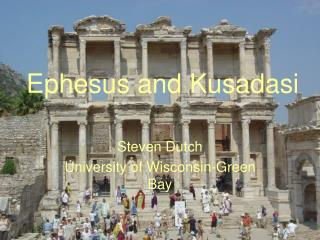 Ephesus and Kusadasi