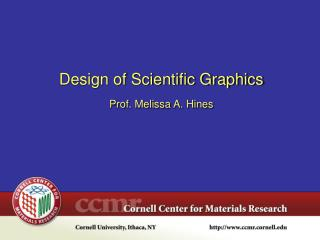 Design of Scientific Grapics