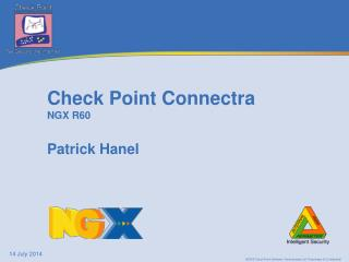 Check Point Connectra NGX R60