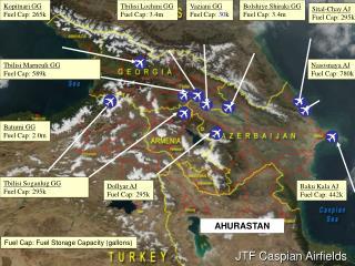 JTF Caspian Airfields