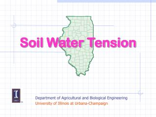 Soil Water Tension