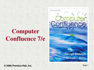 Computer Confluence Ch.6