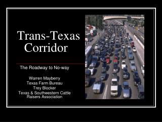 Trans-Texas Corridor