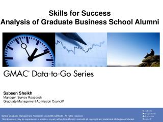 Skills for Success Analysis of Graduate Business School Alumni