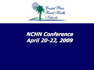 Coastal Plains Rural Health Network