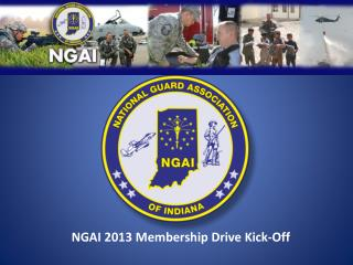 NGAI 2013 Membership Drive Kick-Off