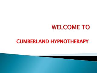 Hypnotherapy For Confidence