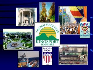 New Economic Challenges A new day in Kingsport...