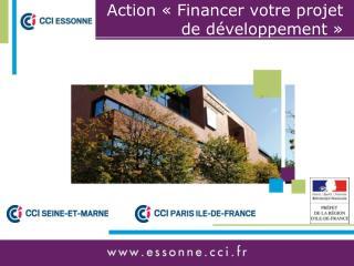 Action «Financer votre projet  de développement»