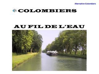 COLOMBIERS     AU FIL DE L'EAU