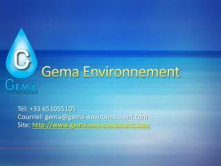 Gema  Environnement