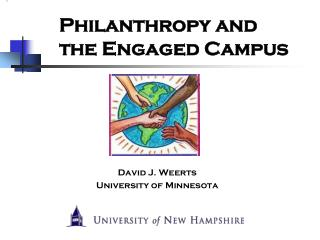 Philanthropy and  the Engaged Campus
