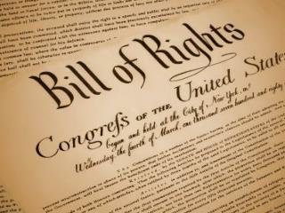 First 10 Amendments