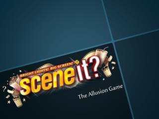 The Allusion Game