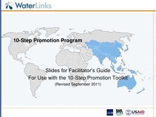 10-Step Promotion  Program