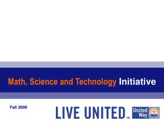 Math, Science and Technology Initiative
