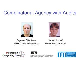Combinatorial Agency with Audits