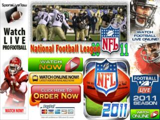 Fox.TV : St. Louis Rams vs Green Bay Packers Live Streaming