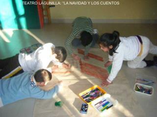 TEATRO LAGUNILLA: �LA NAVIDAD Y LOS CUENTOS
