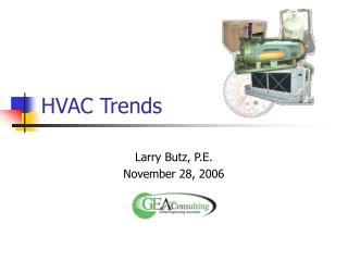 HVAC Trends