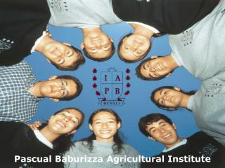 Pascual Baburizza Agricultural Institute