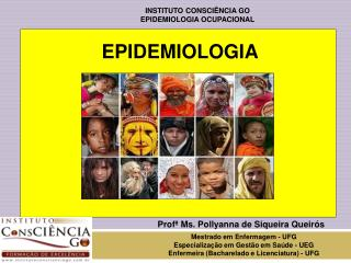 INSTITUTO CONSCIÊNCIA GO EPIDEMIOLOGIA OCUPACIONAL