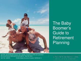 The Baby Boomer's  Guide to Retirement Planning