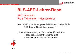 BLS-AED-Lehrer-Repe