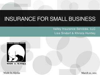 Insurance For Small Business