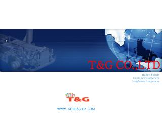 T&G CO.,LTD