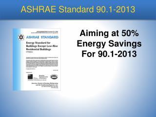ASHRAE Standard 90.1-2013