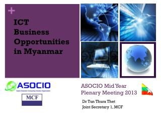 ASOCIO Mid Year Plenary Meeting 2013