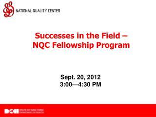 Sept. 20, 2012 3:00—4:30 PM