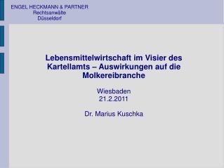 ENGEL HECKMANN & PARTNER Rechtsanwälte Düsseldorf