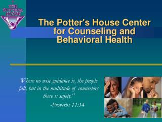 The Potter's House Center for Counseling and Behavioral Health
