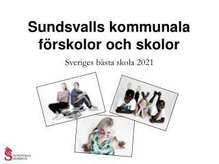Sundsvalls kommunala förskolor och skolor