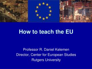 How to teach the EU